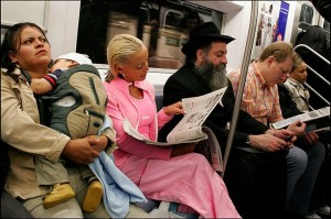 NYC subway diversification